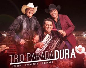 Dama Entre Aspas - Trio Parada Dura part. Eduardo Costa