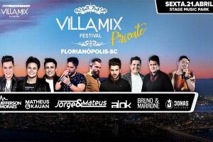 Villa Mix Private Florianópolis 2017