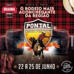 Será realizado, entre os dias 22 e 25 de junho, oPontal Rodeo Festival 2017. Além de uma grade de shows ...