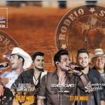 Confira a programação completa do Monte Alto Rodeio Show 2017!