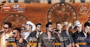 Monte Alto Rodeio Show 2017 - Ingressos e Shows