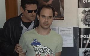 Segundo delegado o suspeito tentou comprar casa do cantor sertanejo no valor de R$ 5 milhões
