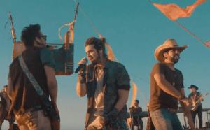 Primeira faixa inédita do novo DVD tem participação especial de Luan Santana e JetLag Music
