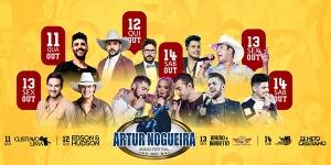 A organização da 1ª edição do Artur Nogueira Rodeo Festival 2017 divulgou, no início do mês de agosto, todos os shows da festa que vai acontecer entre os dias 11 e 14 de outubro. Com uma estrutura jamais vista em ...