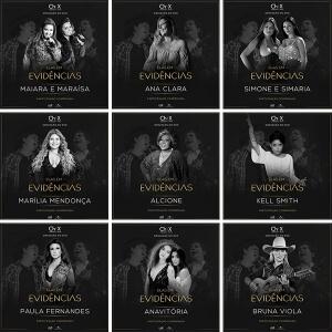 Marília Mendonça, Paula Fernandes, Maiara e Maraísa, Simone e Simaria entre tantas outras estrelas irão participar da gravação do novo DVD de Chitãozinho e Xororó