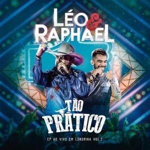 """Léo e Raphael lançam EP """"Tão Prático – Vol.2"""""""