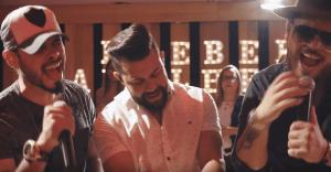 """Eu Tava Mamado - Kleber Cavalheiro lança a primeira moda do DVD """"Ao vivo em Londrina"""""""