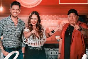 Cozumel - Janaynna lança sua nova música de trabalho com participação de Humberto & Ronaldo!