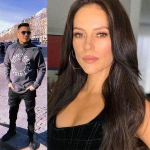 Felipe Araújo diz que é apaixonado por Paolla Oliveira e recebe recado da atriz...