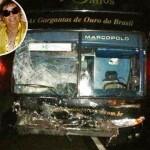 Milionário se machuca em acidente na noite de sábado (08/10). Na tarde de ontem, foi divulgado que Milionário e José ...