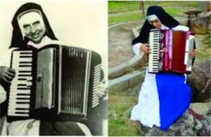 """Adriana Sanchez, da banda Barra da Saia, viverá Irmã Dulce em documentário. A personagem central do documentário sobre o """"Anjo ..."""