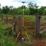 O requerimento da certificação das informações georreferenciadas de limites de imóveis rurais feito pelo Instituto Nacional de Colonização e Reforma ...