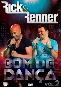 """A dupla sertaneja Rick e Renner se prepara para lançar, no próximo dia 04/12 em Campinas (SP), o DVD """"Rick e Renner Bom de Dança, Vol. 2"""", álbum gravado ao vivo no início deste ano e que contou com as ..."""