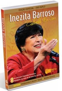"""A cantora e compositora Inezita Barroso prepara o lançamento do seu primeiro DVD, """"Inezita Barroso – Cabloca Eu Sou"""" que chegará às lojas no dia 19 de dezembro. O trabalho apresenta um show gravado em São Paulo (SP), com as ..."""