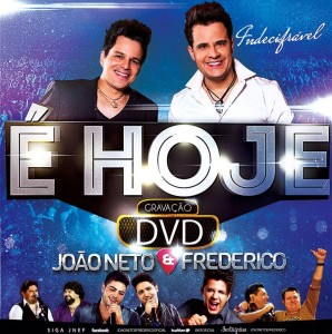 Vitória (ES) foi o local escolhido pelos sertanejos João Neto e Frederico para a gravação do novo DVD da dupla. Depois do sucesso da gravação do primeiro DVD em Palmas (TO), os cantores repetiram a receita e escolheram a capital ...