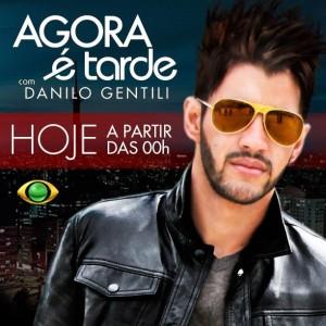 """Ao som da música """"Fui Fiel"""", o cantor e compositor Gusttavo Lima promete agitar a plateia do programa """"Agora é Tarde"""" na madrugada desta quarta-feira (18/12) para quinta (19/12), a partir das 00 hora. Na atração, que vai ao ar ..."""