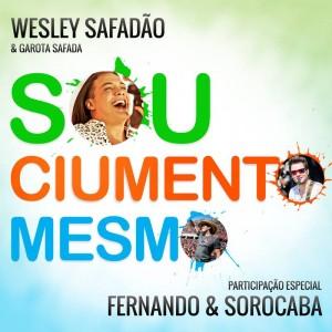 """A dupla Fernando e Sorocaba foi convidada por Wesley Safadão para participar da canção """"Sou Ciumento Mesmo"""". A música, com ..."""