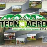 A feira de tecnologia do agronegócio realizada pela Fundação Chapadão, Tecnoagro 2014, contará nesta edição com 50 expositores que apresentarão ...