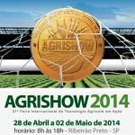 Começou nesta segunda, dia 28/04, em Ribeirão Preto, no interior de São Paulo, a maior feira agrícola da América Latina, ...