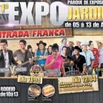 A 11ª edição da Exposição Agropecuária de Jardim (Expojardim) promete movimentar todo o setor produtivo de do município e região, ...