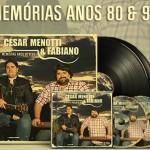 Até o fim de julho, chegará ao mercado o novo projeto de César Menotti e Fabiano. Dessa vez, os irmãos ...