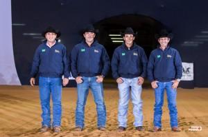 Após duas seletivas realizadas no Brasil pela Confederação Brasileira de Hipismo em parceria com a Federação Equestre Internacional e a Associação Nacional de Cavalo de Rédeas, saíram os primeiros nomes da equipe brasileira para os Jogos Equestres Mundiais da Normandia, ...