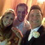 O cantor sertanejo João Bosco agora é um homem casado. O artista celebrou os votos ontem, dia 09/09, em uma ...