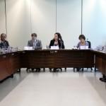 A ministra da Agricultura, Pecuária e Abastecimento, Kátia Abreu, recebeu os representantes de usinas do setor sucroalcooleiro e de produtores ...
