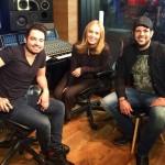Angélica relembra a época de cantora no estúdio de Fernando e Sorocaba Angélica gravou na noite da última quinta-feira (18), ...