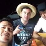 João Bosco e Vinícius se divertem com amigos em Campo Grande (MS) A história da dupla João Bosco & Vinícius ...
