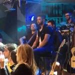 O sertanejo Gusttavo Lima gravou nessa quinta-feira (20) o programa Altas Horas. O cantor já começou sua participação fazendo a ...