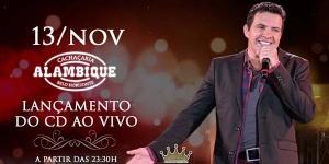O cantor sertanejo Paulinho Reis lança o primeiro CD ao vivo da carreira com o selo da Universal Music!