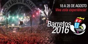 O maior rodeio da América Latina, a Festa do Peão de Barretos completará em 2016, 61 anos de história e ...