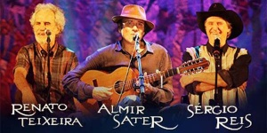No próximo sábado (05) irá acontecer um show histórico, três grandes nomes do sertanejo raiz reunidos em um só palco, ...