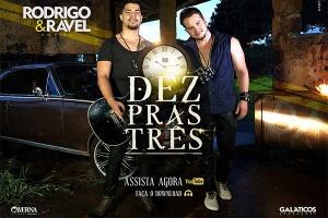 Rodrigo e Ravel lançam, hoje, dia 01 de dezembro, a primeira música de trabalho em uma nova fase da dupla.