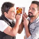 Zezé di Camargo & Luciano estrelam campanha da Tele Sena de São João
