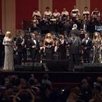"""Show """"Embajadores"""" contou com apresentação da cantora brasileira e de grandes nomes da música da América do Sul"""