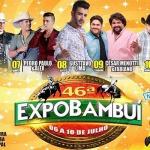 Confira aqui a programação completa da Expo Bambuí2016 – Ingressos e Shows A Expo Bambuí2016,que chega a sua 46ª edição, ...
