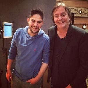 Jorge inova e grava canção romântica com Fábio Jr., confira!