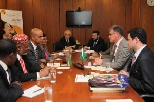 Brasil e Etiópia vão intensificar cooperação bilateral para o café