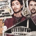 Conhecidos conhecidos pela sua irreverência e ousadia, Bruninho e Davi anunciam gravação de DVD