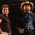 """Sucesso com Matogrosso & Mathias, a música """"Imã"""" ganhou uma nova roupagem nas vozes de Dany & Diego."""