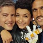 Wagner Barreto, campeão do 'The Voice Kids', lança primeiro CD com participação de Victor & Leo