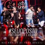 A dupla sertanejaGeorge Henrique e Rodrigo estálançando hoje (05) a músicaSeu Oposto,sua novamoda de trabalho nas rádios do Brasil, que ...