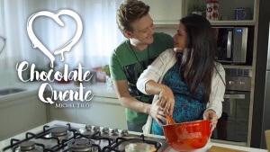 Michel Teló e Thais Fersoza revelam surpresa e lançam clipe sobre gravidez da atriz