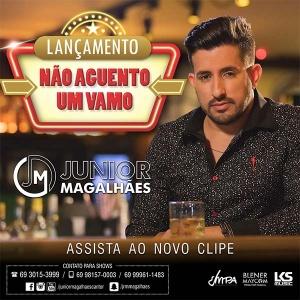 Revelação do sertanejo universitário da região Norte,Júnior Magalhães está lançando hoje (11) a sua nova música de trabalho, a cançãoNão ...