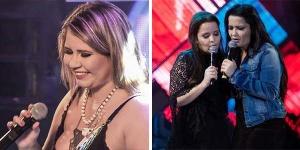Marília Mendonça e Maiara & Maraisa neste sábado (17) no 'Caldeirão do Huck' - Revelações da música sertaneja cantam juntas no palco da atração