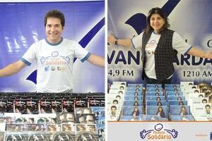 Daniel, Roberta Miranda e a dupla Guilherme e Santiago são os padrinhos da 6ª edição do Pedágio Solidário da Vanguarda
