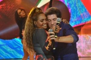 Daniel faz parceria com Gaby Amarantos no palco do Legendários deste sábado (4)