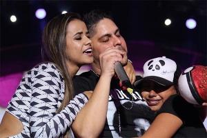 Fãs invadem palco e protagonizam momentos especiais no Villa Mix BH